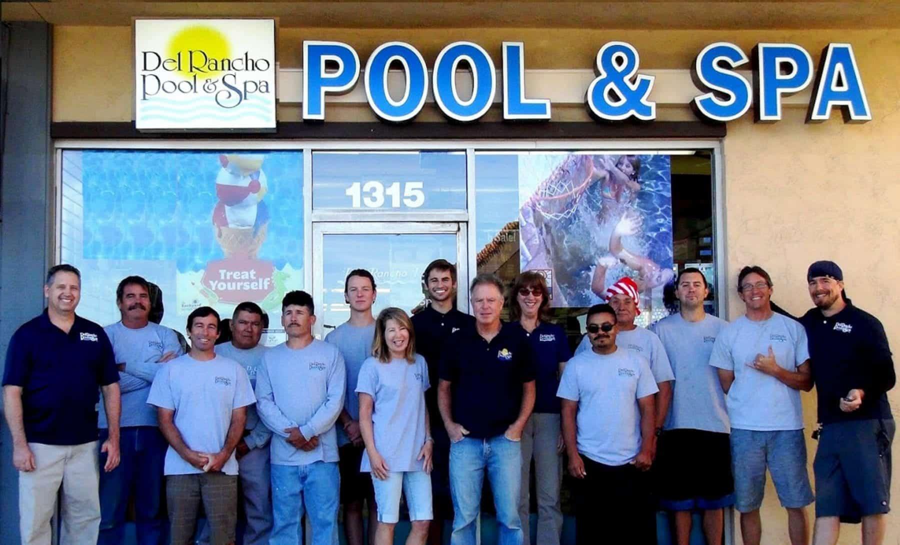 Del Rancho Pools San Diego - Our Team 1